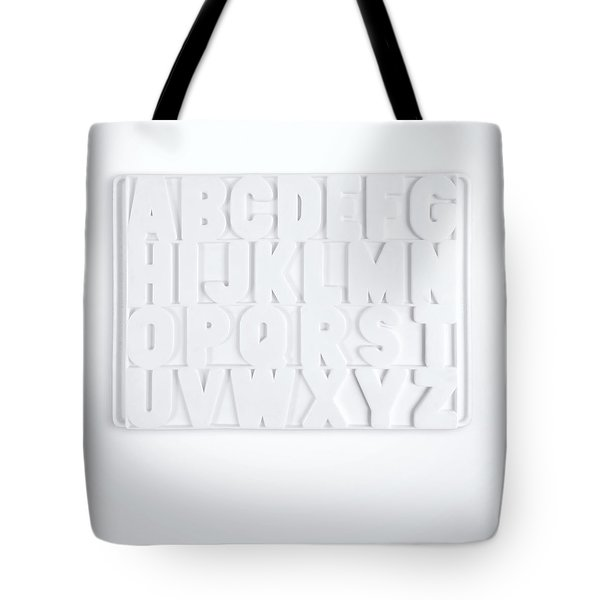 Now I Know My Abcs Tote Bag