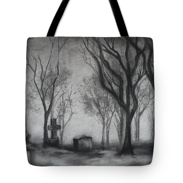 Now I Lay Me Down To Sleep Tote Bag by Carla Carson