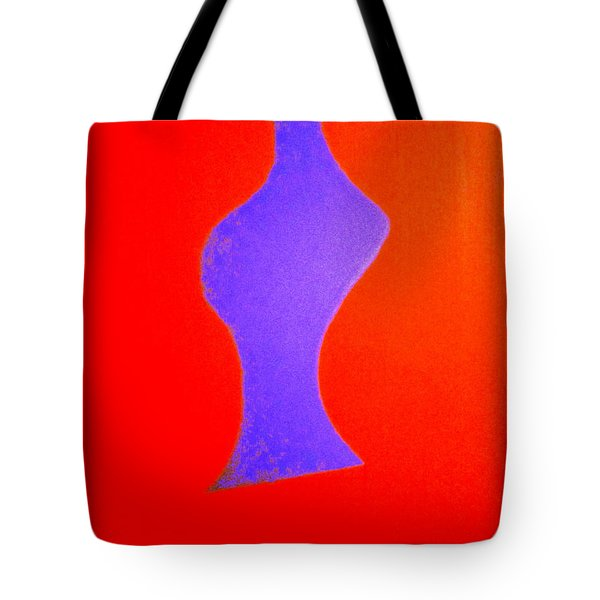 Tote Bag featuring the painting Now I Understand by Bill OConnor