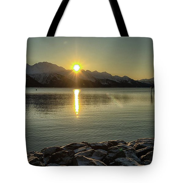 Tote Bag featuring the photograph Now That Is A Pretty Picture by Michael Rogers