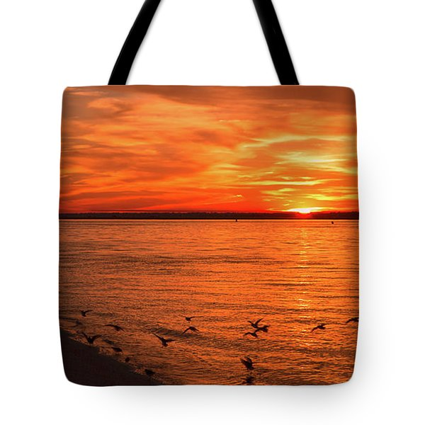Now That You're Gone Tote Bag