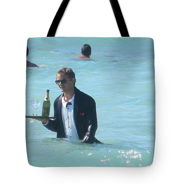 Now That's Service Tote Bag