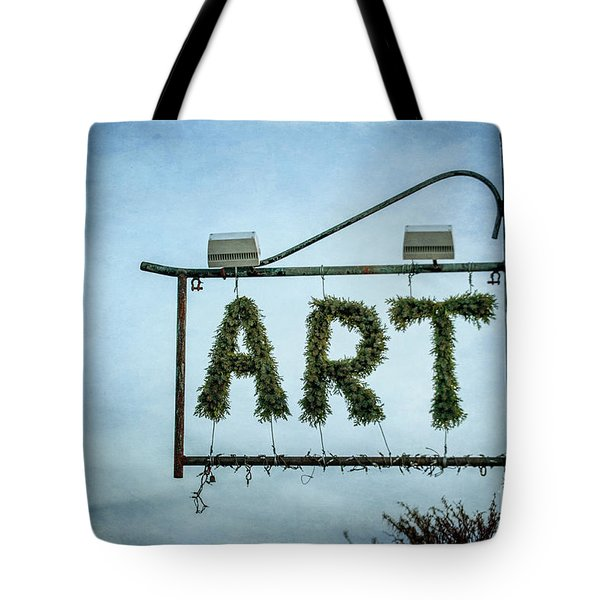 Now This Is Art Tote Bag