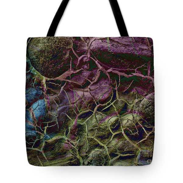 Nowhere And Anyware Tote Bag by Nareeta Martin