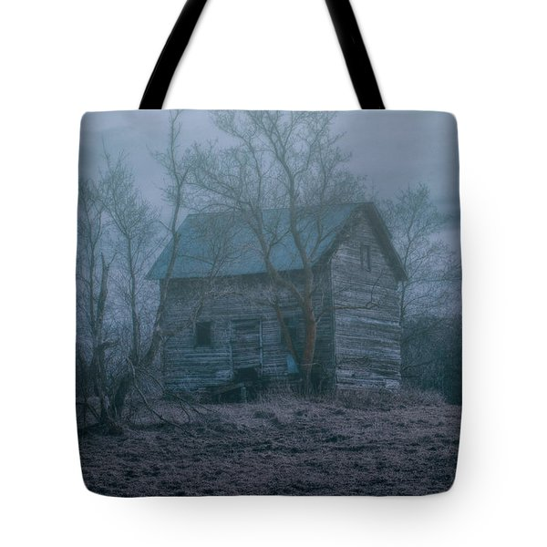 Nowhere Tote Bag