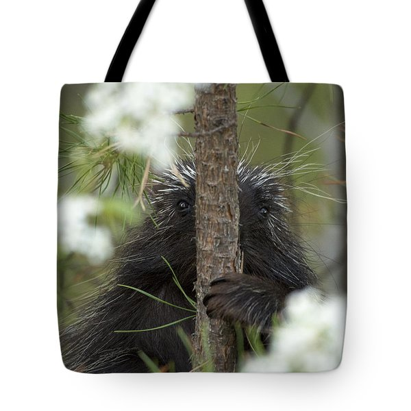 Nowhere To Hide Tote Bag