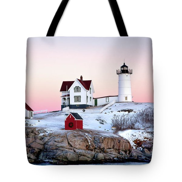 Nubble Glow Tote Bag