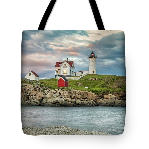 Nubble Light Tote Bag