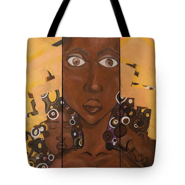 Nubian 3 Tote Bag