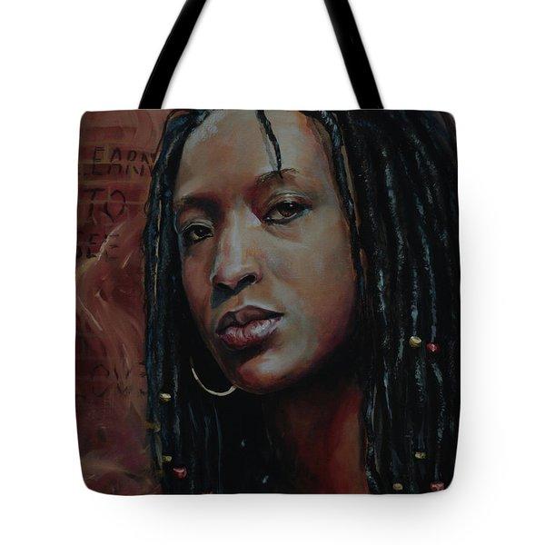 Nubian Dream 2.1 Tote Bag