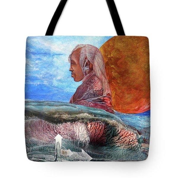 Nubian Dream  Tote Bag