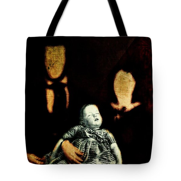 Nuclear Family Tote Bag