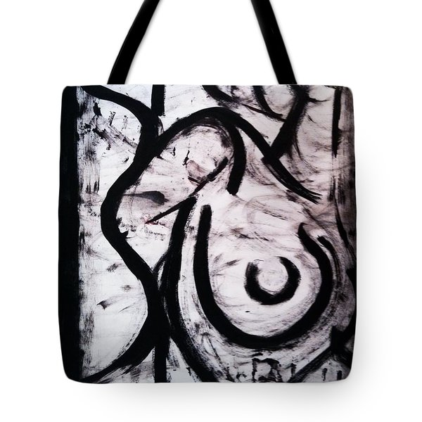 Nude 002 Tote Bag by Maris Kaerlox