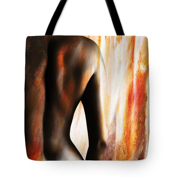 Nude 028a Tote Bag