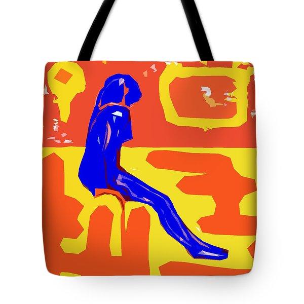 Nude 16 Tote Bag by Patrick J Murphy
