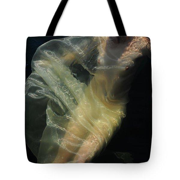 Celestial Body Tote Bag