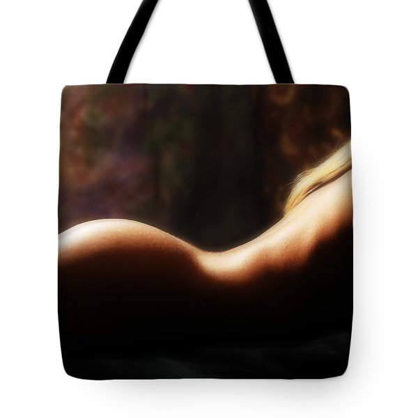 Nude 2 Tote Bag by Anthony Jones