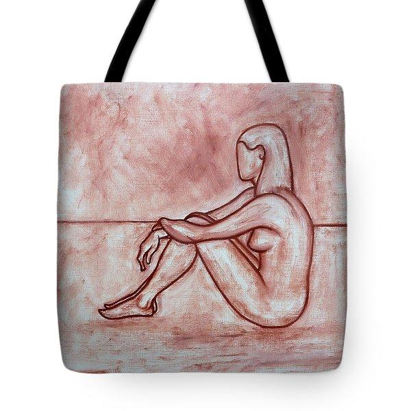 Nude 26 Tote Bag by Patrick J Murphy