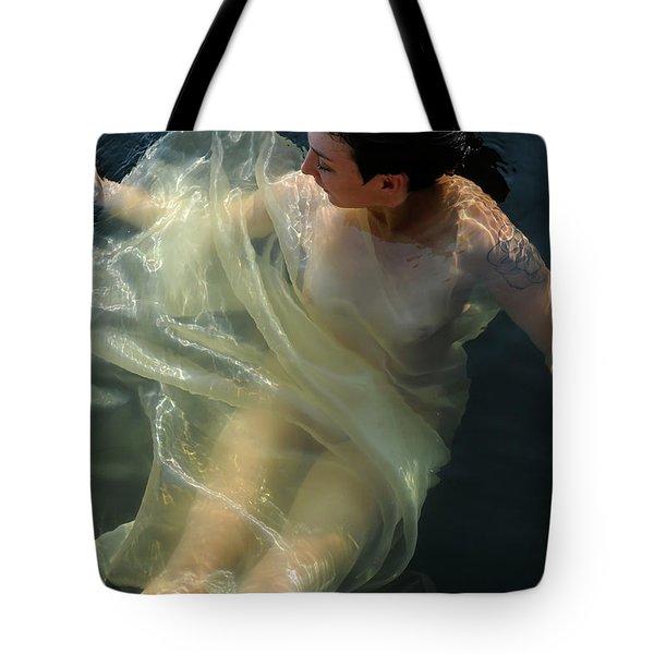 Embracing Pleasure Tote Bag