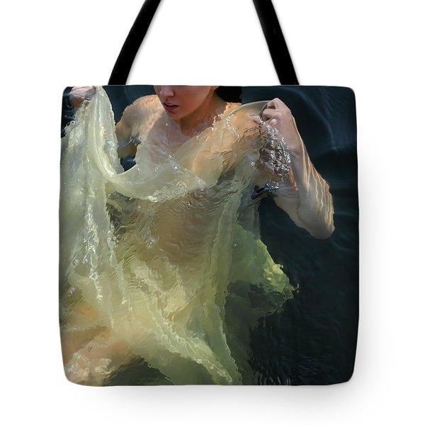 Celestial Motion Tote Bag