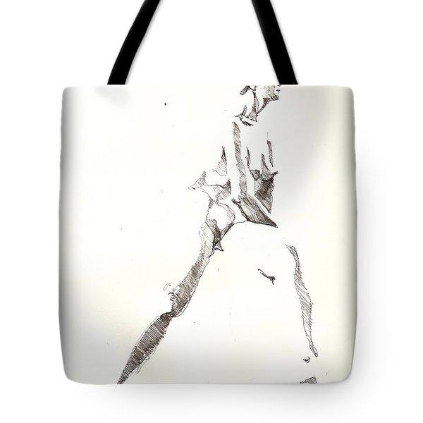 Nude 6 Tote Bag