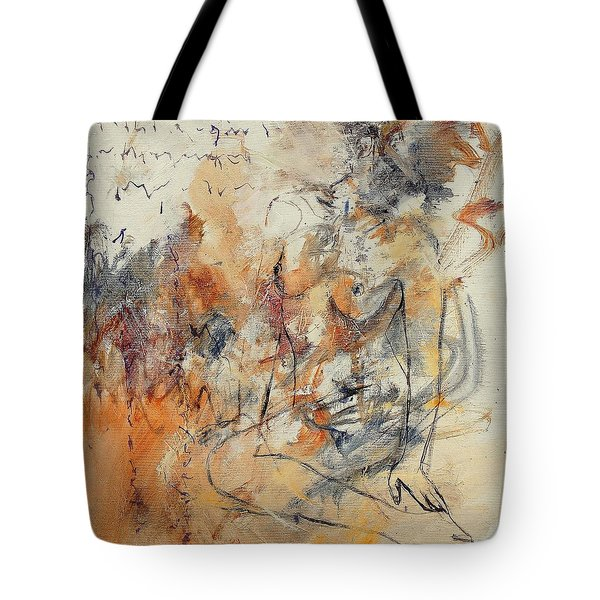 Nude 679070 Tote Bag by Pol Ledent