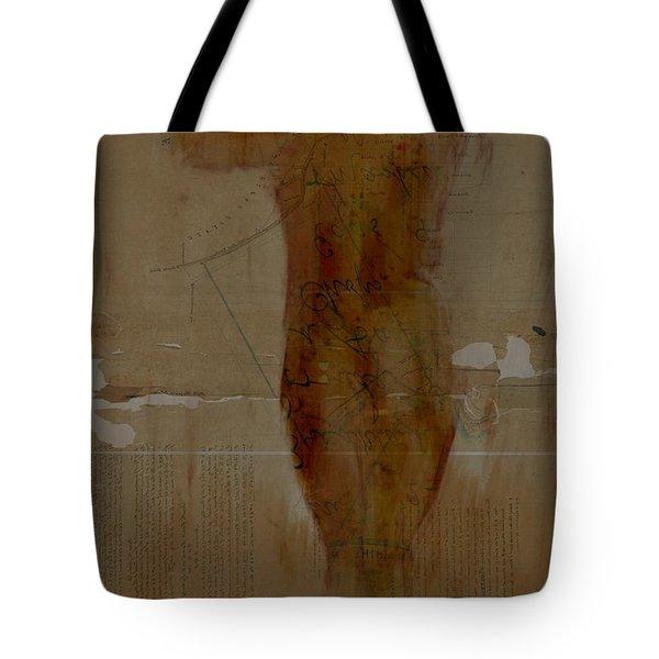 Nude Abstract 12feb2016 Tote Bag