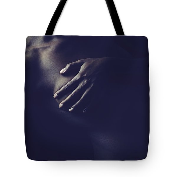 Nude Form Tote Bag