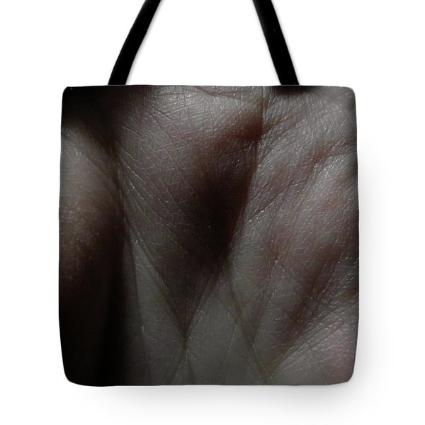 Nude Palm 2 Tote Bag