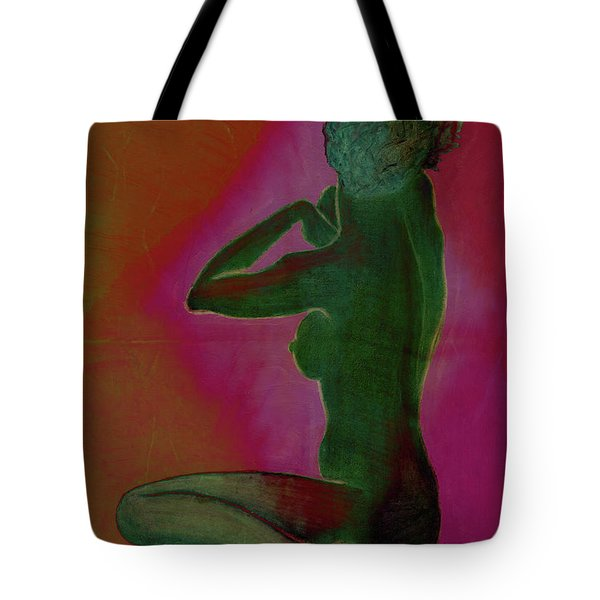 Nude Woman Tote Bag