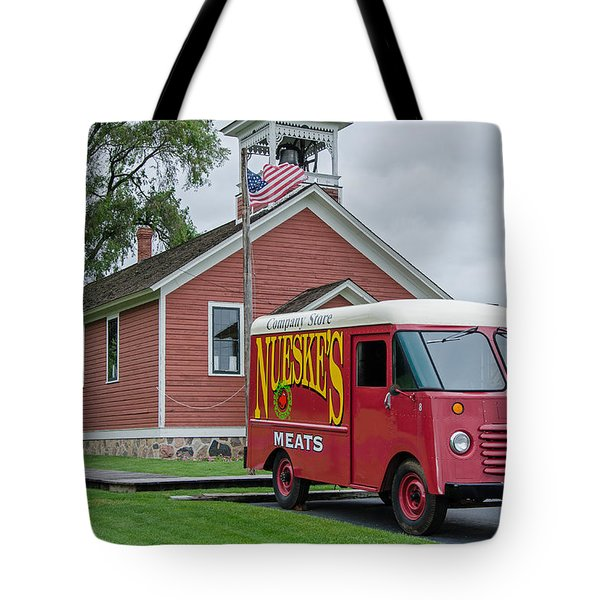 Nueske Meat Store Tote Bag