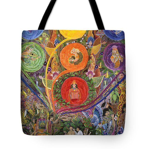 Nukno Maschashka  Tote Bag