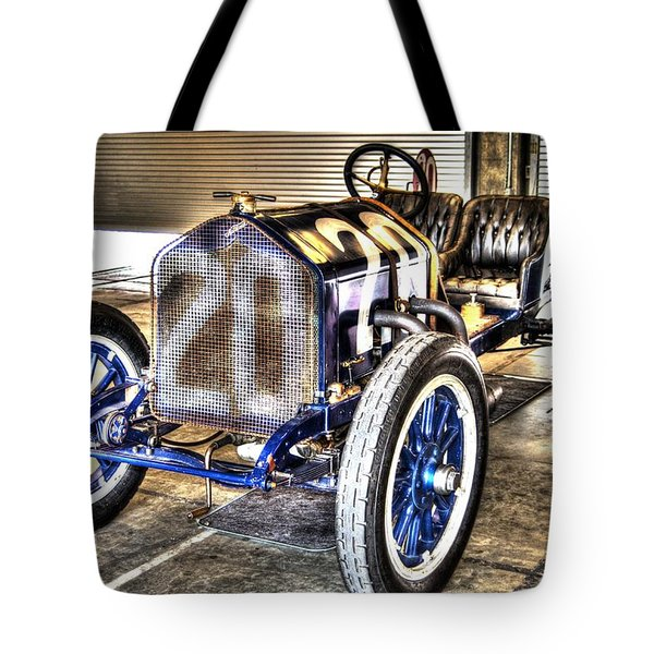 Number 20 Tote Bag by Josh Williams