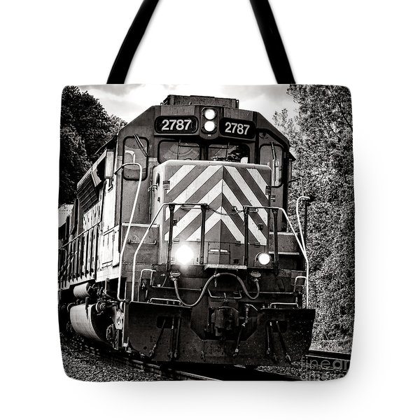 Number 2787 Tote Bag