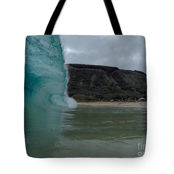 Number One Beauty  Tote Bag