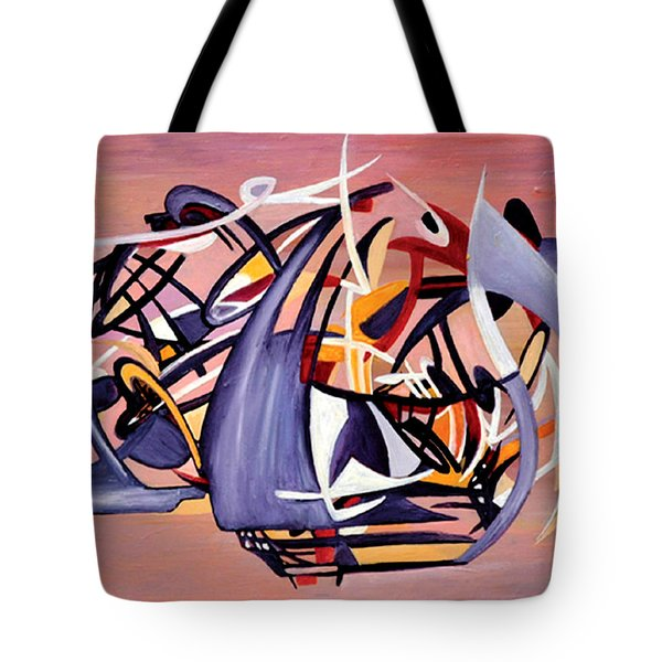 Nun Desiring The Artist Tote Bag