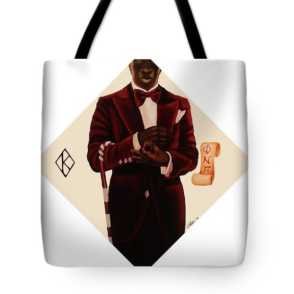 Nupe Tote Bag