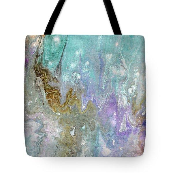 Nursery Of Stars Tote Bag