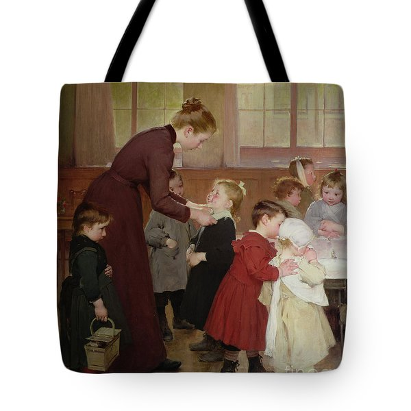 Nursery School Tote Bag