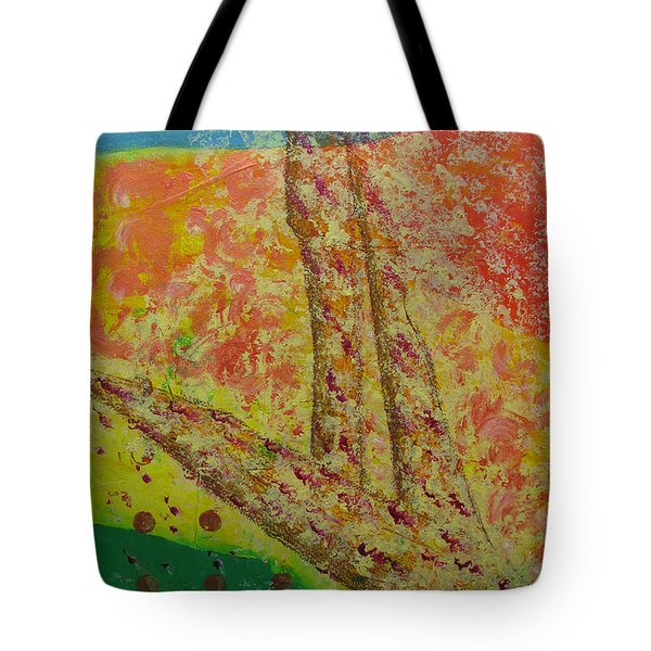 Nurture Tote Bag by Mini Arora