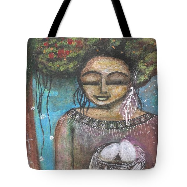 Nurture Nature Tote Bag