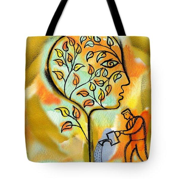 Nurturing And Caring Tote Bag