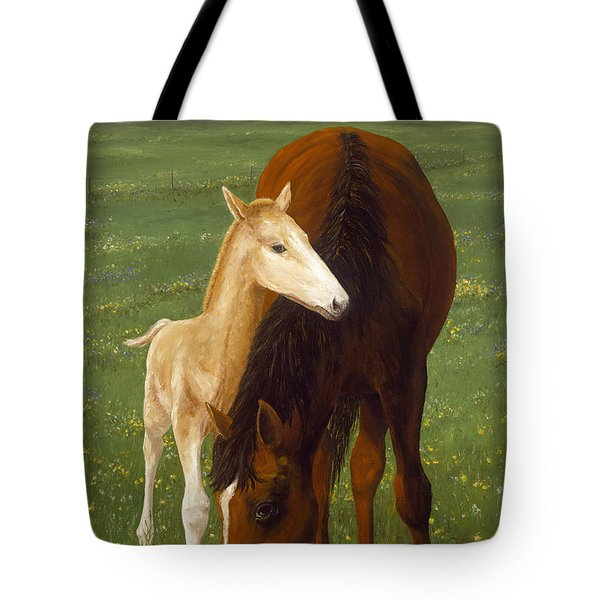 Nurturing Nature Tote Bag by Doug Kreuger