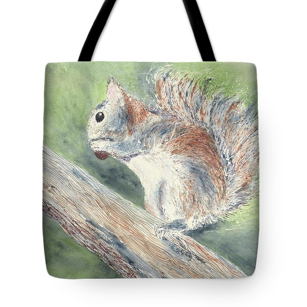 Nut Job Tote Bag