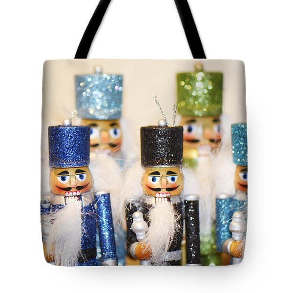 Tote Bag featuring the photograph Nutcracker March by Traci Cottingham