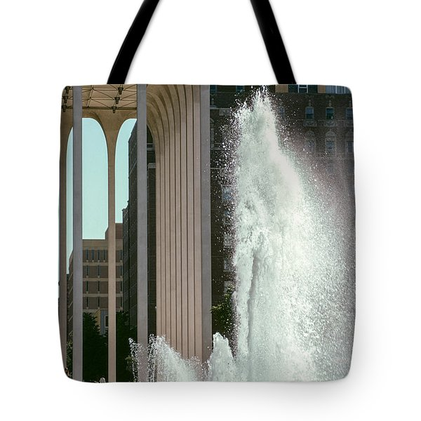 Nwnl Fountains - July 1973 Tote Bag