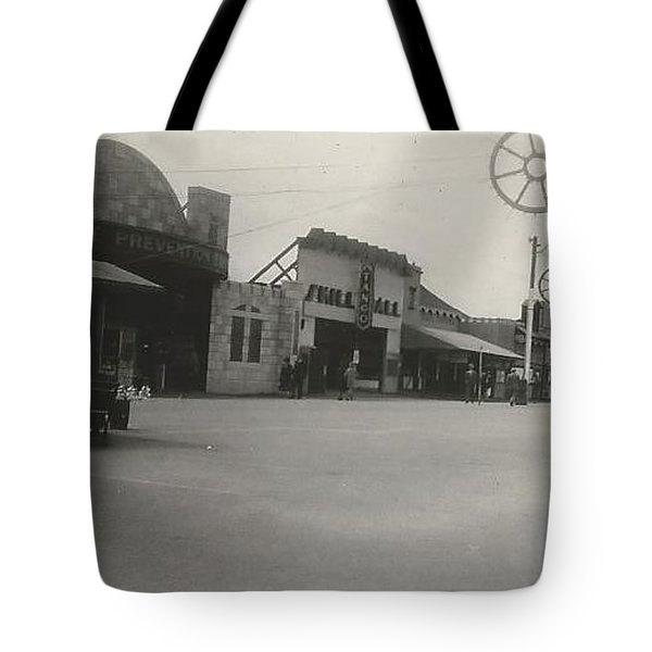 N.y. Worlds Fair 4 Tote Bag by Michael Krek