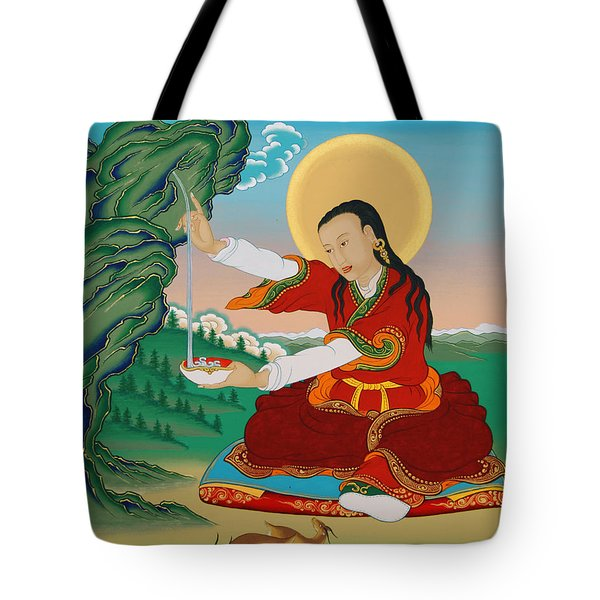 Nyak Jnanakumara Tote Bag by Sergey Noskov