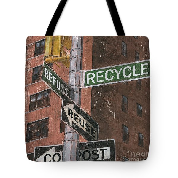 Nyc Broadway 1 Tote Bag