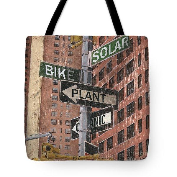 Nyc Broadway 2 Tote Bag